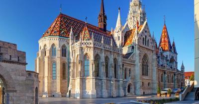 Budapest - Mathiaskirche