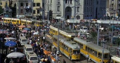Alexandria - Alter Marktplatz