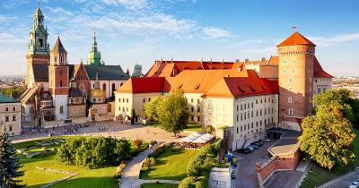 Krakau - Wawel Burg