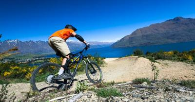 Queenstown - Mountainbike Strecken