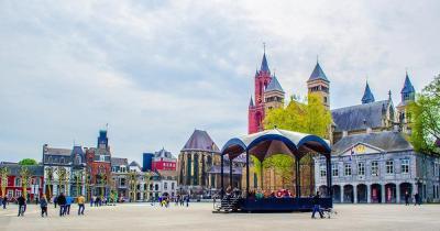 Maastricht - vrijthof