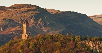 Stirling - Das Wallace Denkmal