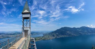 Luzern - Hammetschwand Lift