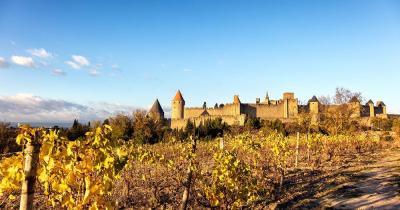 Languedoc-Roussillon - Carcassonne