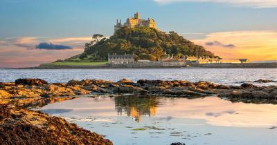 Cornwall - St Michael's Mount in Cornwall