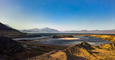 Dschibuti - Der Assal Salzsee