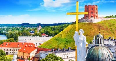 Vilnius - die Altstadt