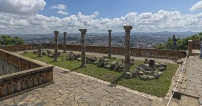 Antananarivo - Ausgrabungen