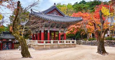 Gyeongju- Bulguksa Tempel