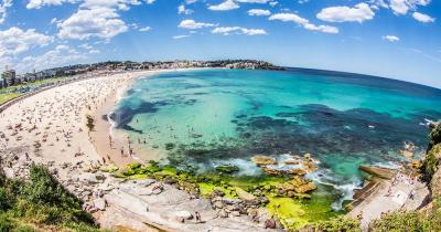 Bondi Beach - Blick von Oben