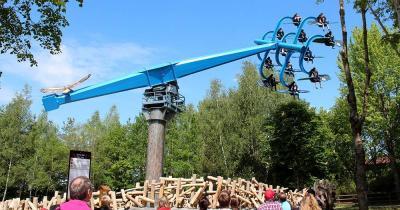 Bayern-Park - Duell der Adler