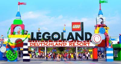 Legoland - Eingang