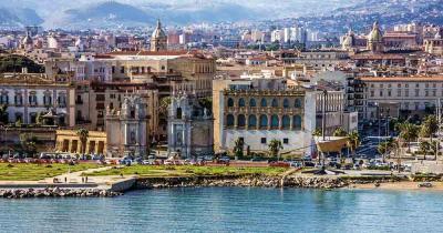 Sizilien - Die pittoreske Skyline von Palermo