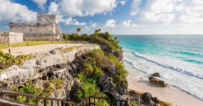 Playa del Carmen - Tulum Tempel