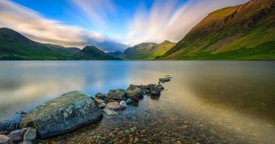The Lake District / Morgenleuchten