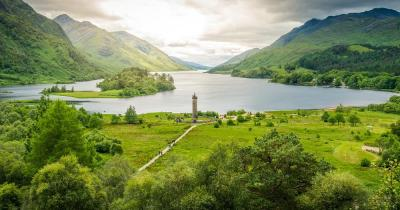 Inverness - Loch Shiel