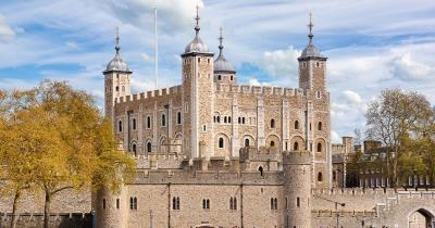 Tower of London - Aussenansicht