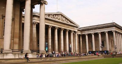 British Museum - Aussenansicht