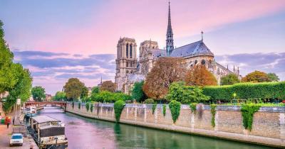 Notre-Dame de Paris - im Morgenlicht