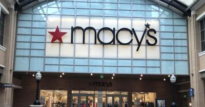 Macy's Manhattan - Schriftzug