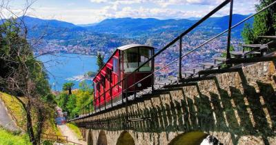 Lugano - Standseilbahn