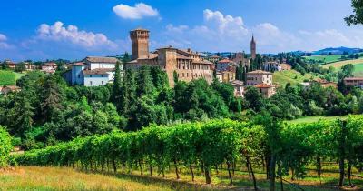 Modena - Blick auf Modena