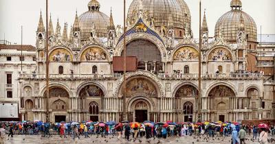 Basilica di San Marco - Frontansicht