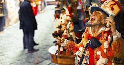 La Pignasecca - Marktstand