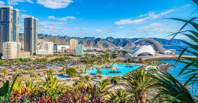 Santa Cruz de Tenerife - Panorama