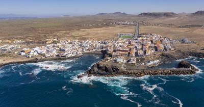 El Cotillo - Luftaufnahme