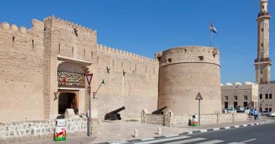 Dubai Museum - Eingang