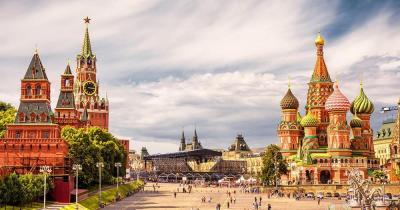 Moskauer Kreml - Roter Platz