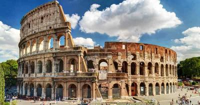 Rom - Kolosseum