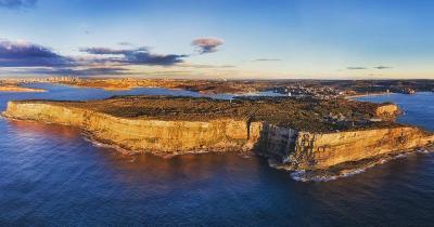 Sydney-Harbour-Nationalpark - Küste
