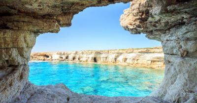 Zypern - Blick auf das Meer