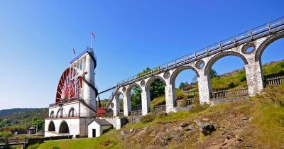 Isle of man - Laxey Wheel