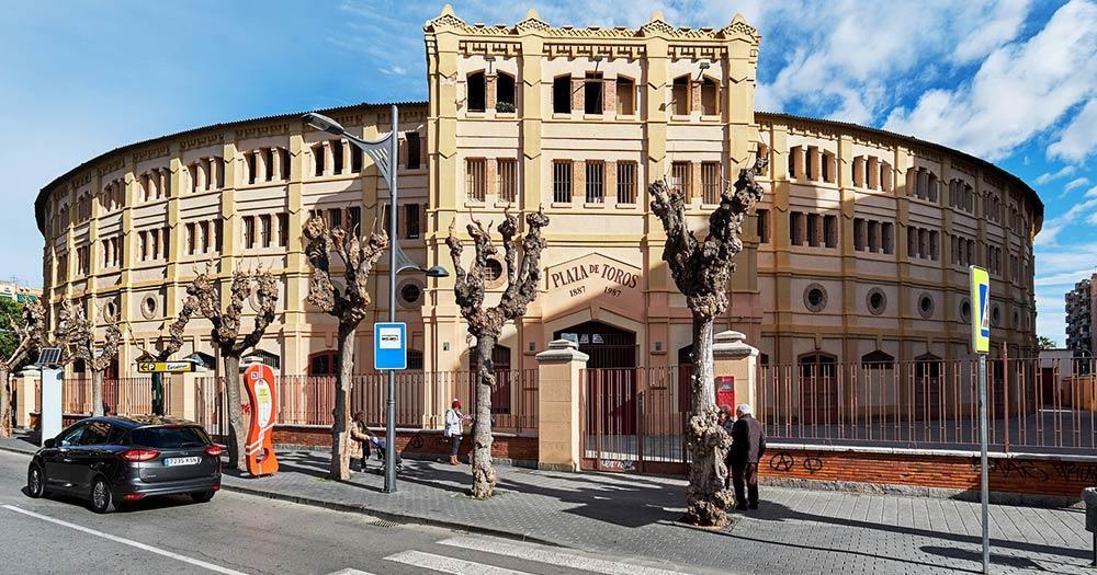 Murcia - Plaza de Toros