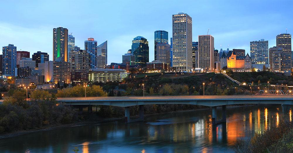 Edmonton - Skyline