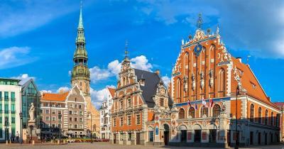 Riga - Rathaus