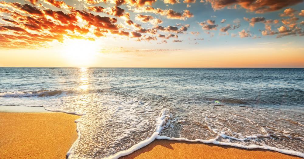 Virginia Beach - Blick auf den Strand
