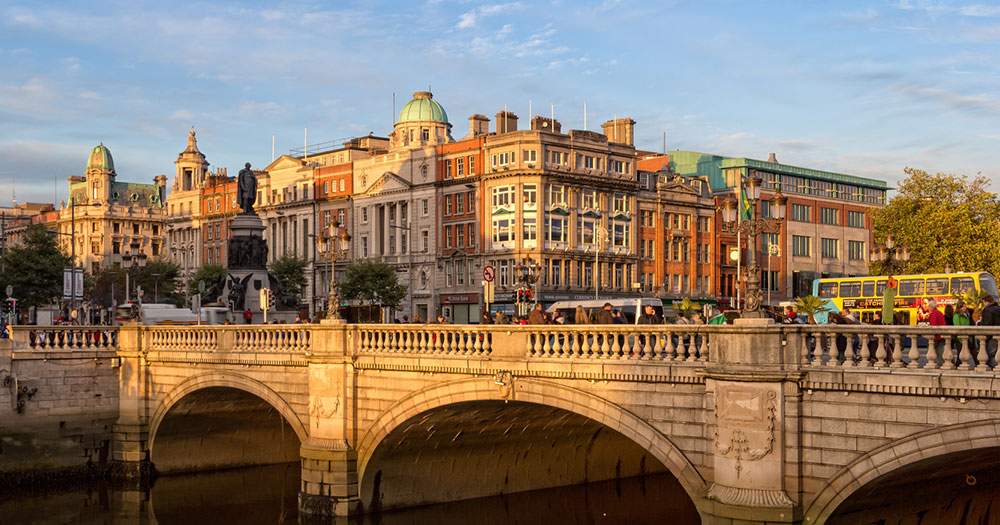 Dublin - O'Connell Stree