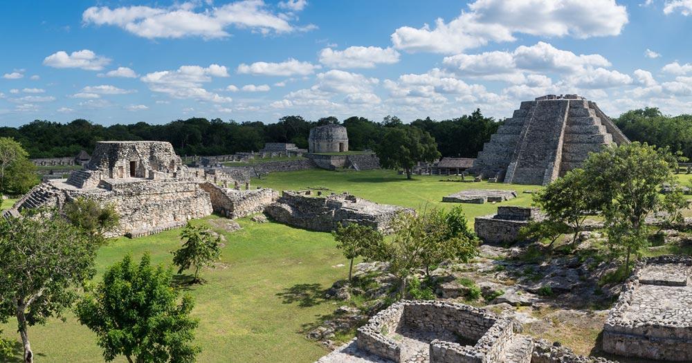 Yucatán - Ruinen der Maya de Mayapa