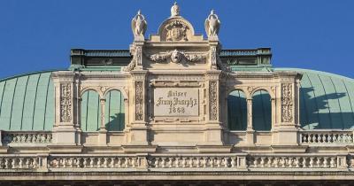 Wiener Staatsoper - Dach