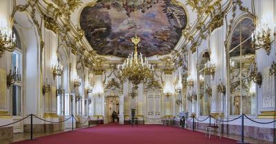 Schloss Schönbrunn - Innenansicht