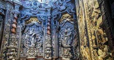 Kathedrale von Monreale - Innenaufnahme