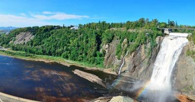 Montmorency-Fall