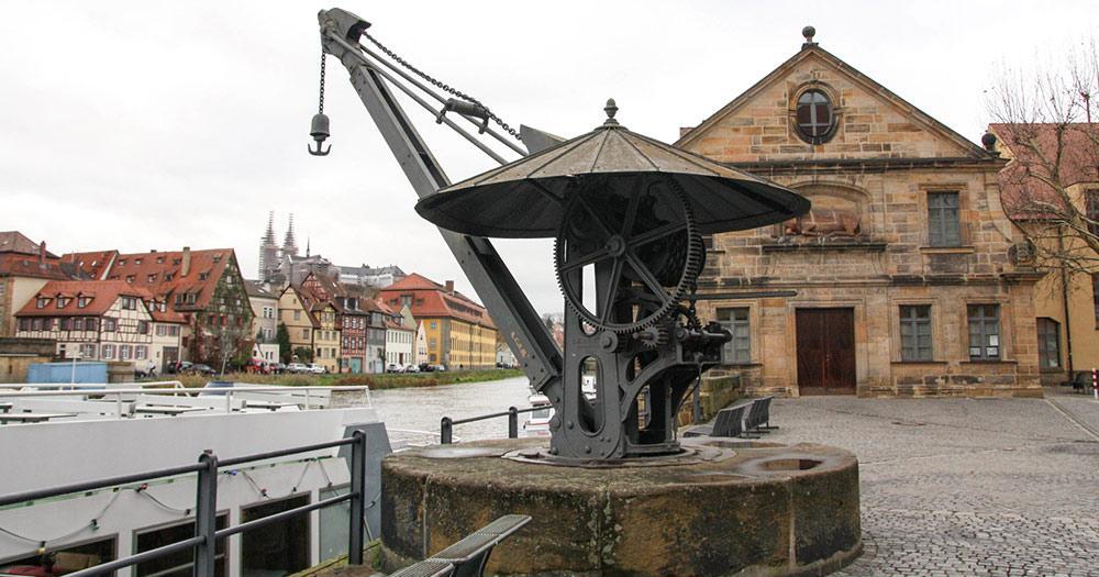 Bamberg - Hafen