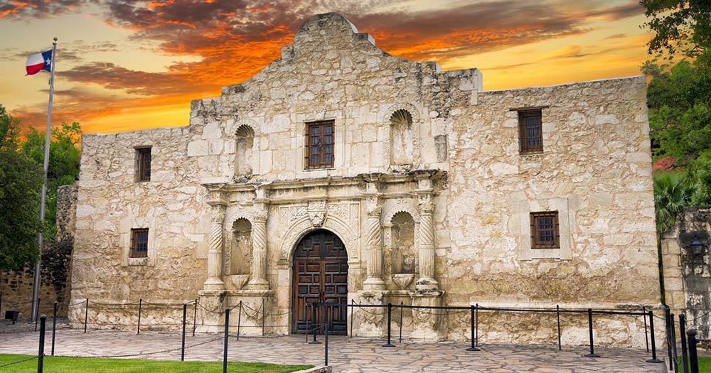 San Antonio - The Alamo