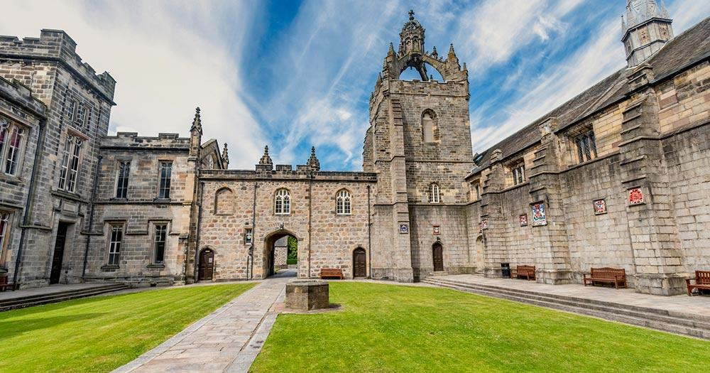 Aberdeen - University King's College
