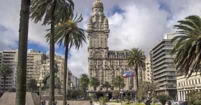 Montevideo - Salvo Palast